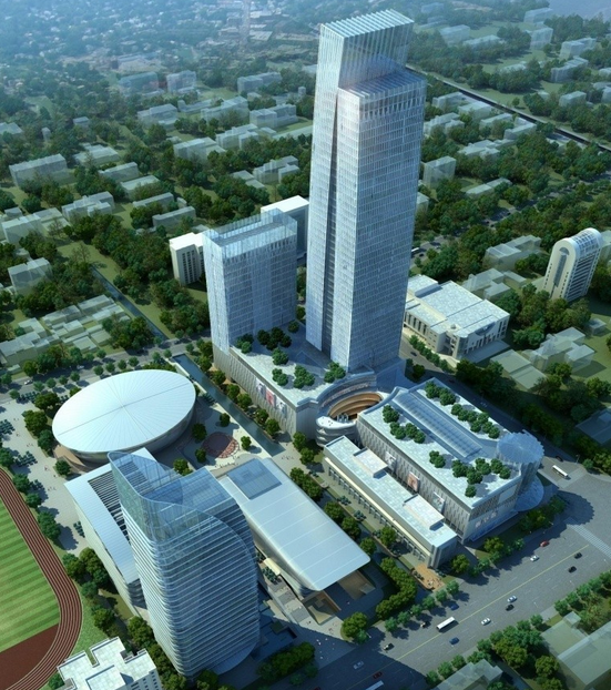 蘇州吳中中潤中心