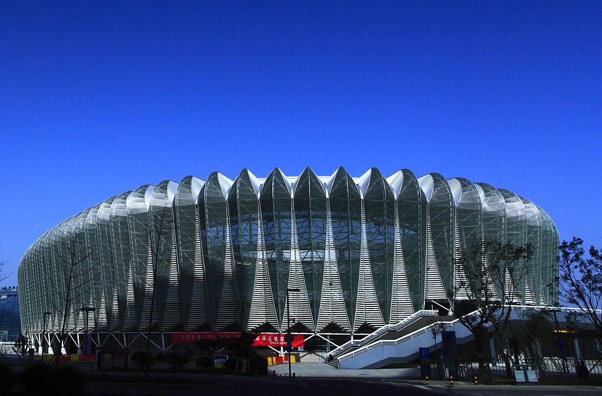 濟南奧體館